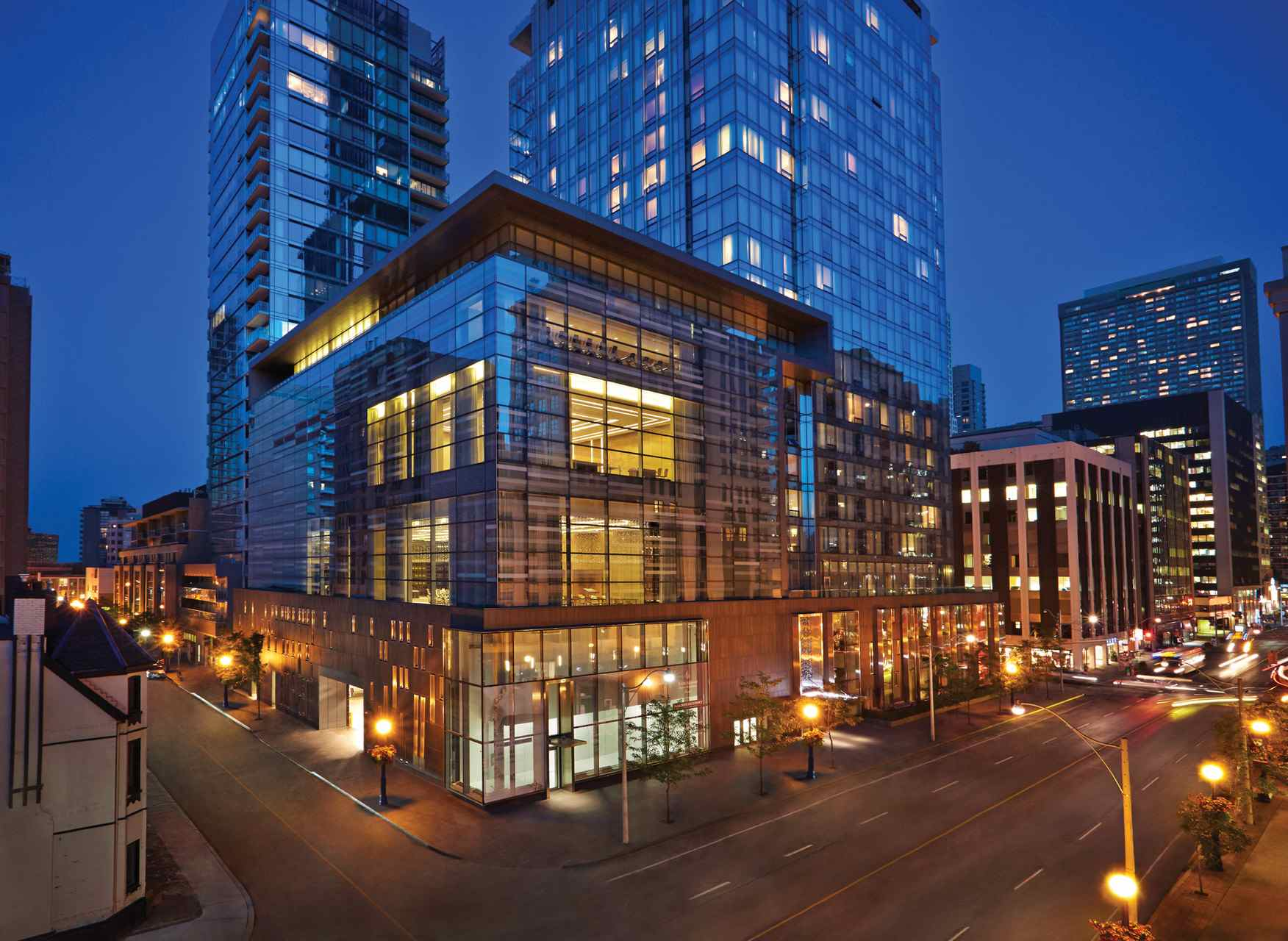 Luxury Condominiums in Yorkville Toronto